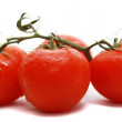 Royalty-Free Stock Photo: Bright tomato