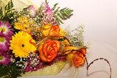 Flower bunch — Stock Photo