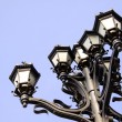 Stock Photo: Street light