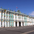 Stock Photo: State Hermitage (Saint-Petersburg, Russi