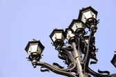 Street light — Stock Photo