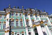State Hermitage (Saint-Petersburg, Russi — Stok fotoğraf