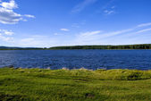 Lake and the Forest — Stock Photo