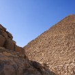 Pyramids of Giza — Stock Photo #1530412