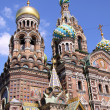 Church of the Savior on Blood - very fam - Stock Photo