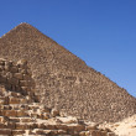 Pyramids of Giza — Stock Photo #1677570