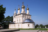 Church and Kremlin in Ryazan - Russian G — Stock Photo