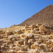 Egypt ruins — Stock Photo #1810253