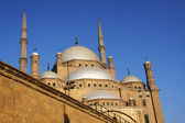 Mohamed ali mezquita, Egipto — Foto de Stock