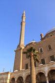 Mohamed ali camii, mısır — Stok fotoğraf