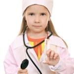 Junior doctor — Stock Photo