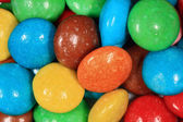 Color dragees — Stock Photo
