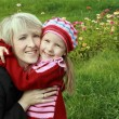 Mum and daughter — Stock Photo #1137770