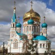 Orthodox cathedral — Foto Stock