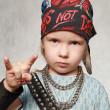 Rock-and-roll is alive! — Stock Photo #1139211