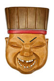 The Altay souvenir-mask -tastarakay — Stock Photo
