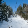 Ski lift — Stock Photo #1131874
