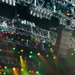 Concert lights - Stock Photo