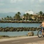 Biker — Stock Photo #1135027