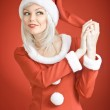 Christmas beauty girl — Stock Photo #1294110