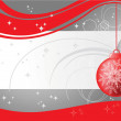 Christmas background — Stock Vector #1378852