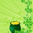 Royalty-Free Stock Vector Image: St. patrick