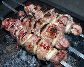 Kebab — Stock Photo