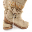 Classical boots — Stock Photo