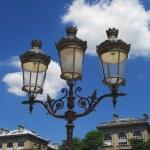 Three lamps. — Stock Photo