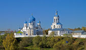 Holy Bogolyubov monastery. — Stock Photo
