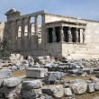 Erechtheion Acropolis Athens — Stock Photo #1259133