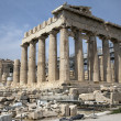The Parthenon in Athens Greece — Stock Photo #1259221