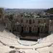 Athens Acropolis theater — Stock Photo #1259330