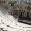 Stock Photo: Athens Acropolis theater