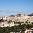Acropolis athens greece — Stock Photo