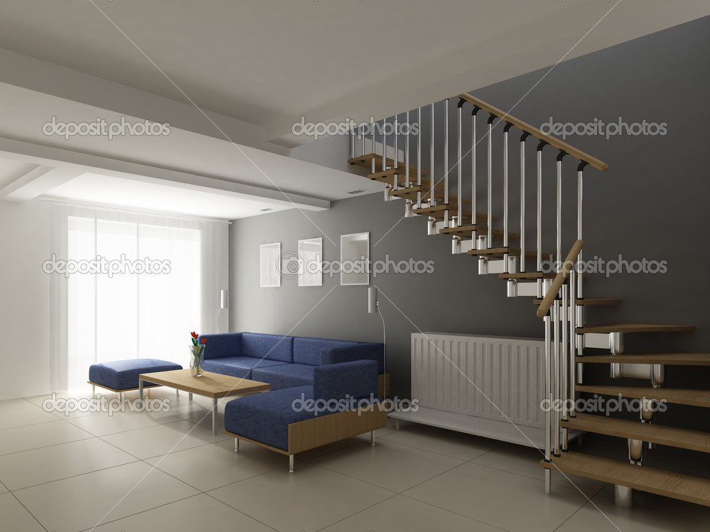 Modern Interior — Stock Photo #1152777
