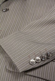 Close-up elegance business jacket — Stock Photo