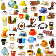 Big set of drinks — Stok Fotoğraf #1108642