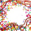 Colored confetti — Stock Photo #1109930