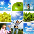 Healthy lifestyle — Foto Stock