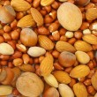 Nuts background - Photo