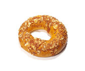 Freshness bagel — Stock Photo
