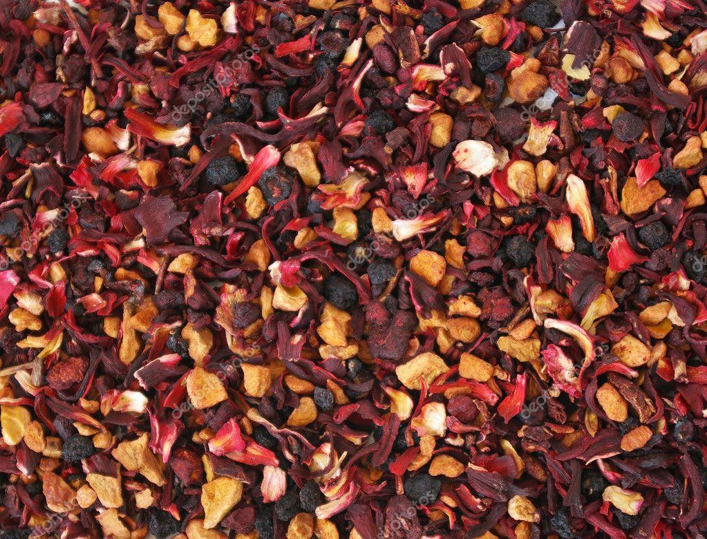 Herbal tea background — Stock Photo © tan4ikk #1111574