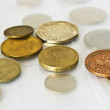 Old coins collection — Stock Photo #1128227