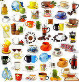 Grande set di bevande — Foto Stock