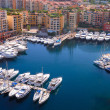 Stock Photo: Marinof Monte Carlo in Monaco