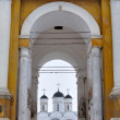 Russian church in Suzdal — Stock Photo