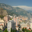Stock Photo: Panoramic view of Monte Carlo