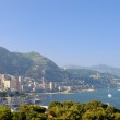 Постер, плакат: Panorama of Monte Carlo
