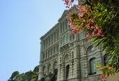 Oceanography museum in Monaco — Stock Photo